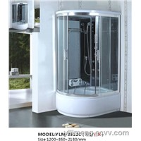 Clear Glass Steam Shower House at Competitive Price