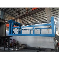 Concrete Pipe Making Machine of Roller Suspension Type