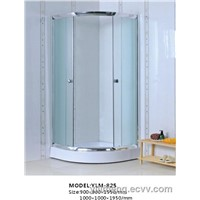 Corner Shower Enclosure with ABS/ Acrylic Shower Tray