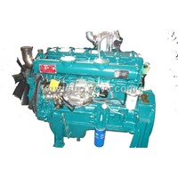 Diesel Engine of Direct Injection
