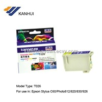 Epson ink cartridge T026