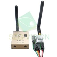 FPV Wireless Audio Video Transmitting Receiver Use Shells Remote Control Car Truck
