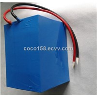 Factory direct 24V20AH battery for electric scooter (UL approved cell)