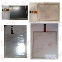 For AMT9535  0953500A092D0039/AMT9539/AMT9547 Tocuh panel glass digitizer screen membrane