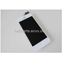For iphone 5 mobile phone LCD digitizer complete