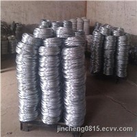 Galvanized Iron Wire (Factory with ISO9001:2008)