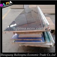 HPL Particle Board/Blockboard Countertop with Backsplash