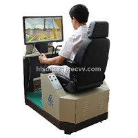 Heavy Equipment Operator Training Simulator-Excavator Training Simulator