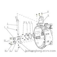 Heavy Truk Manual Automatic Transmission and Sinotruk Transmission Parts