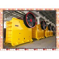 High Efficiency Jaw Crusher for Rock / Stone / Iron Ore