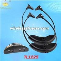 High Quality Infrared Headset Headphone for TV/PC