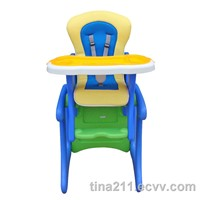 High chairs for children 6 months to 6 years