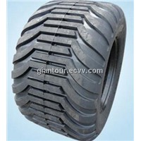 High floatation farm forest tire tyre
