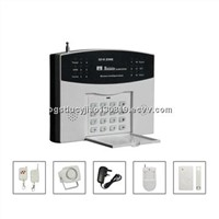 Home security PSTN alarm system