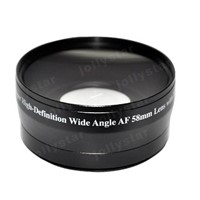 Hot Wide Angle Lens 58mm 0.45x