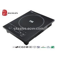 Hot sales induction plate with touch control