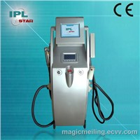 IPL elight rf laser multifunction beauty machine