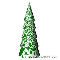 Inflatable Christmas Tree for Indoor/Outdoor Decorations