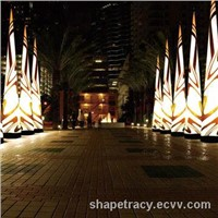 Inflatable Lighting Cone for Wedding/Party/Event