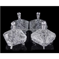 Jars Glass Jars Glass Candy Jars HY-F1504 series