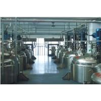 Jg Model Serise Fermenting Tank for Pharmaceutical