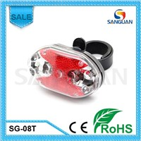 LED Laser Bicycle Tail Light SG-08T