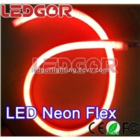 Waterproof LED Neon Flex (Red Green Yellow White Pink Warm-white Orange RGB)