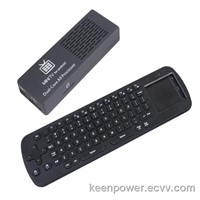MK808B Android TV Box MK808+RC12 Wireless Keyboard Air Mouse SB118