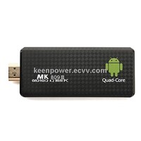 MK809 III RK3188 Quad Core Android TV Box TV Dongle 2G RAM Android 4.1 Bluetooth-SB135