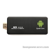 MK809 III RK3188 Quad Core Android TV Box TV Dongle 2G RAM Android 4.1 Bluetooth SB135