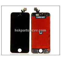 Mobile phone display lcd touch assembly for iphone 5