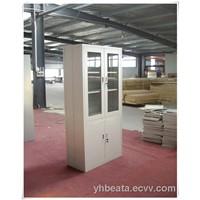 Modern storage locker metal folding file cabinet