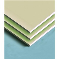 Moisture proof gypsum board