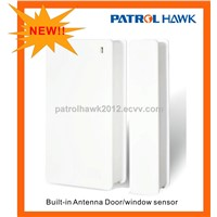 Newly release builti-antinna wireless door/window magnetic sensors