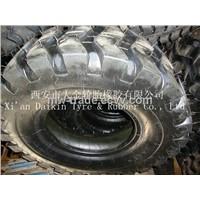 OTR tire in transportation