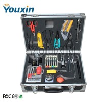 Optical Fiber Tool Box TKT-17