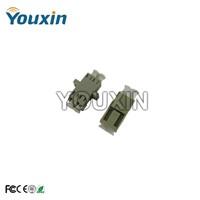 Optical Fiber Adaptor Lc/Pc Dual Cores