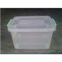 Plastic storage boxes/bins/container with wheels