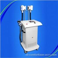 Professional Cryo+Cavi+RF Slimming Skin Care Machine for Sale