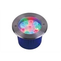 RGB LED Inground Light