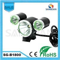 SG-B1800 3 LEDs 1800lm Cycle LED Light