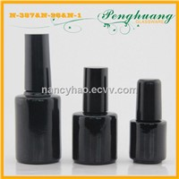 Series gel polish glass bottles