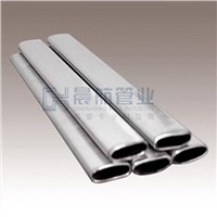 Stainless Steel Oval Pipes