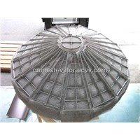 Stainless Steel Wire Mesh Demister.(ISO9001-2008)