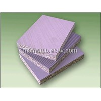 Standard size e1 particle board for goods shelf