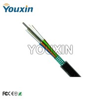 Steel Tape Layer Loose Tube Outdoor Cable GYTS