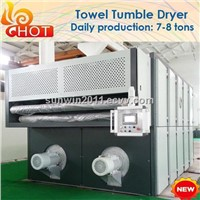 Sunwin Continuous Tumble Dryer for Towel