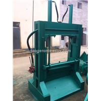 Synthetic Rubber Bale Cutter/Single Knife Hydraulic Rbber Bale Cutter