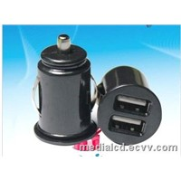 USB Car Charger /Car Adapter for All Mobile Phone