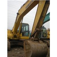 Used Excavators Komatsu PC200-7